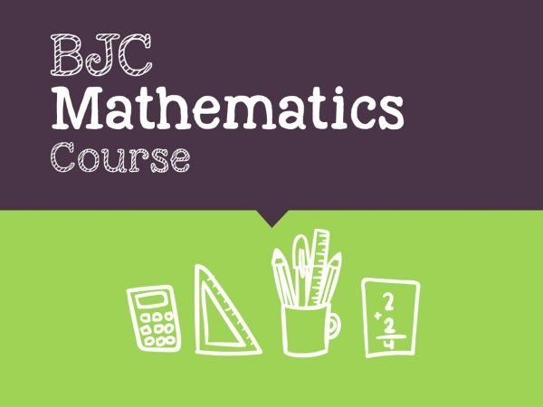 BJC-Maths-Course