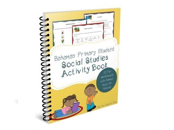 Free Bahamas Social Studies Activity Book