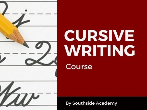 Cursive Writing Course