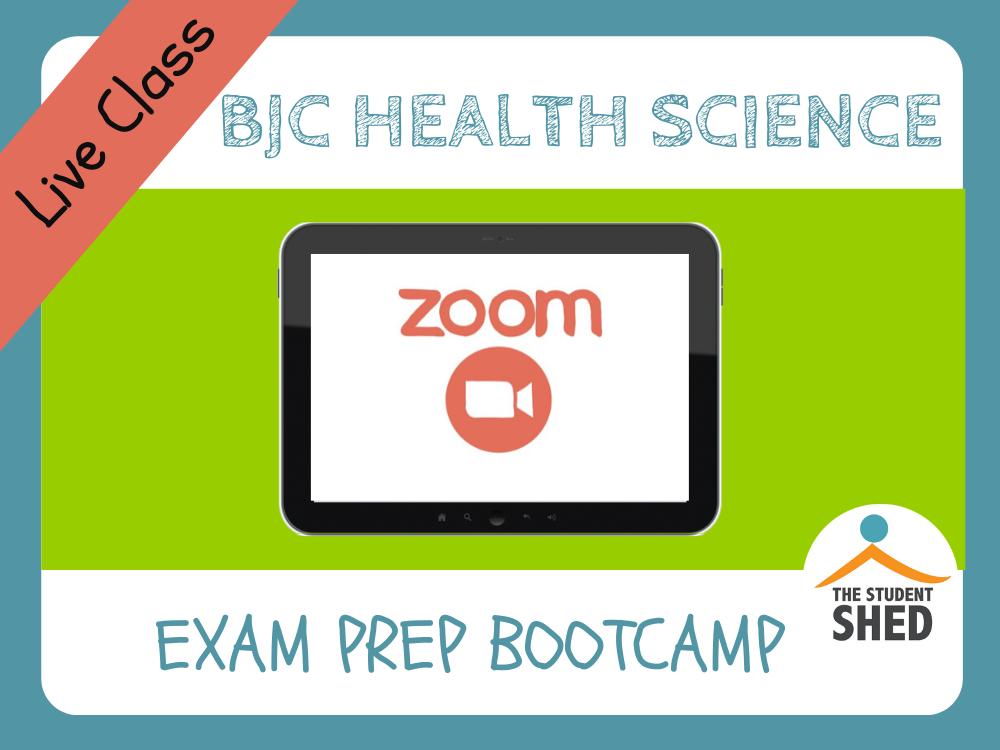 BJC Health Science Exam Prep Bootcamp