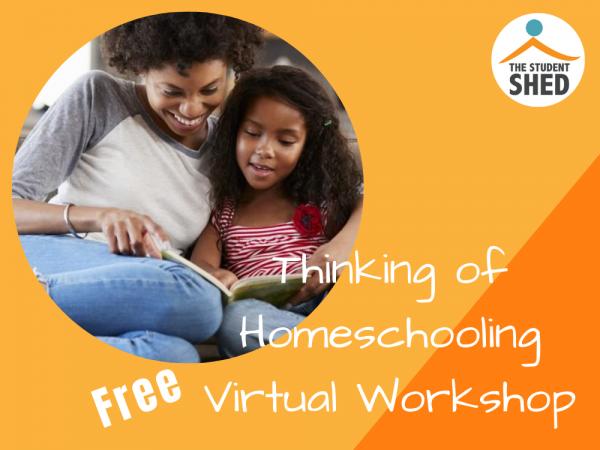 Thinking of Homeschooling Workshop