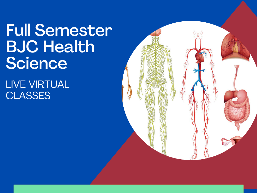 full semester bjc health science classes