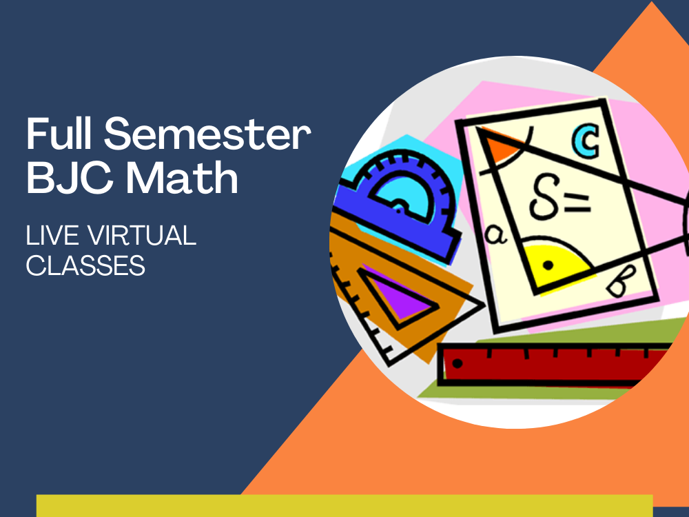 BJC Math Live Classes