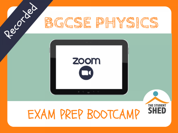 BGCSE Physics Exam Prep Bootcamp